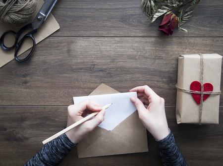 Bild-Liebesbrief